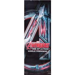 Marvel Avengers: Age of Ultron World Premiere Screen Print Poster
