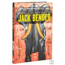 """The Elephant in the Room"" Hardcover Book by Jack Bender"