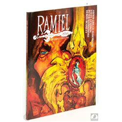 """Ramiel: Wrath of God, The Complete Collection"" Graphic Novel Signed by Javier Grillo-Marxuach"