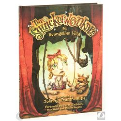 """The Squickerwonkers"" Hardcover Book Signed by Evangeline Lilly"