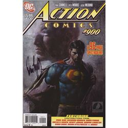 DC Action Comics #900 Comic Book Signed by Damon Lindelof