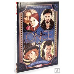 Once Upon a Time Out of the Past Hardcover Graphic Novel Signed by Horowitz, Kitsis & Lana Parrilla