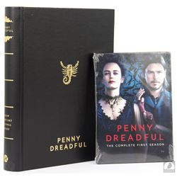 Penny Dreadful Season One Press Kit & Season One DVD