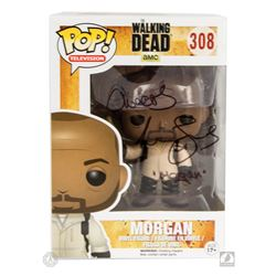 The Walking Dead Morgan Funko Pop! Signed by Lennie James