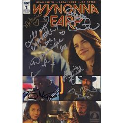 Wynonna Earp San Diego Comic Con 2016 Exclusive Comic Signed by 5 Cast Members & Author Beau Smith