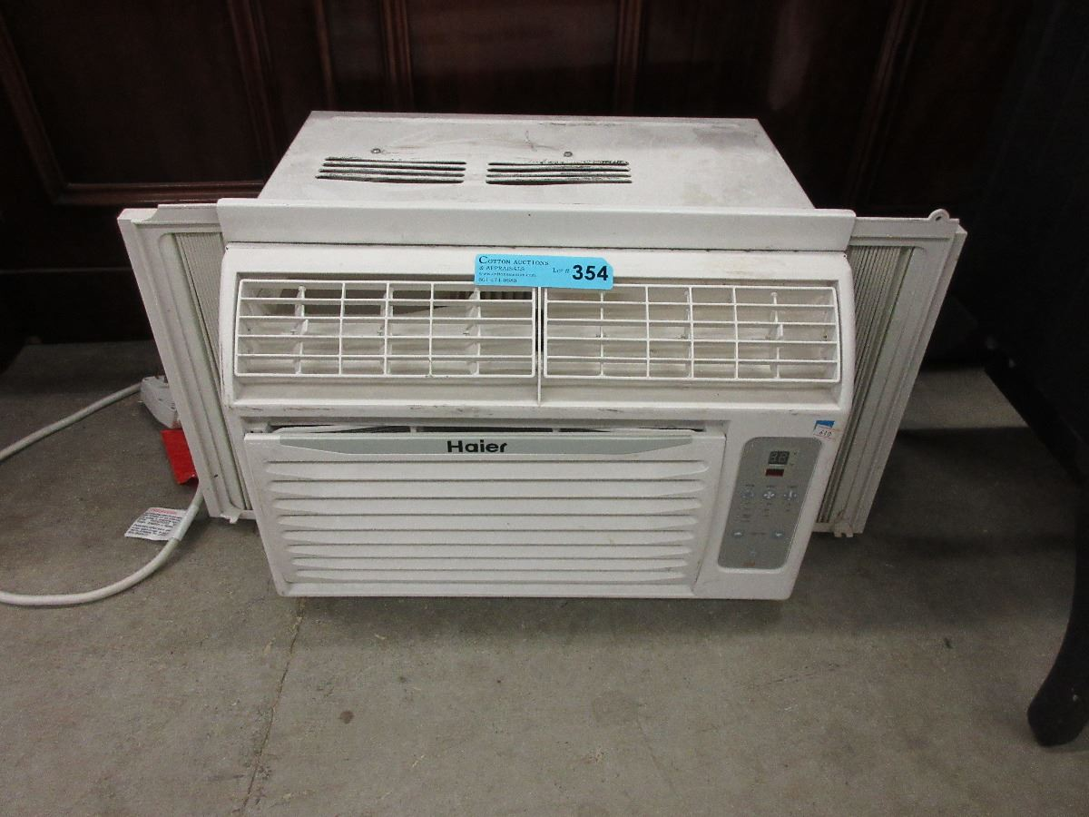 Used Haier window mounted air conditioner #2688A5