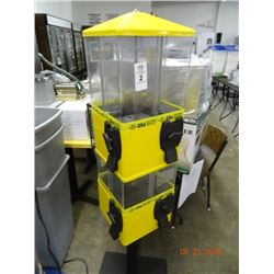 Candy Coin Operated Dispenser