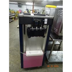 CE Soft Serve Ice Cream Machine