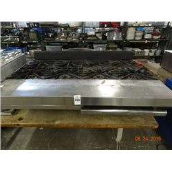 8 Burner Vulcan Table Top Gas Stove