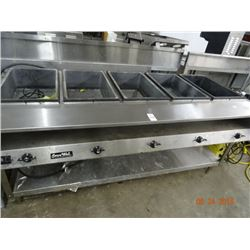 Serve Well 5 Comp Electric Steam Table
