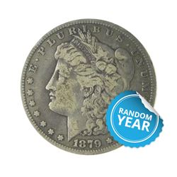 Common Date Morgan Silver Dollar Pre-1921