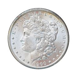 1900 $1 Morgan Silver Dollar Uncirculated