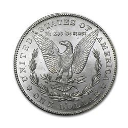 1878-S $1 Morgan Silver Dollar AU