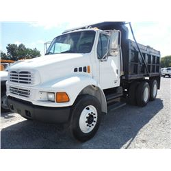 2004 sterling m8500 acterra dump truck vin sn for Mercedes benz montgomery road