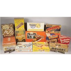 Collection of Candy Boxes