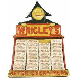 Rare, Wrigley's Spearment Gum Store Display