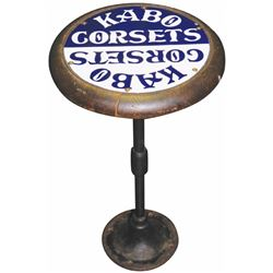 Kabo Corsettes General Store Stool