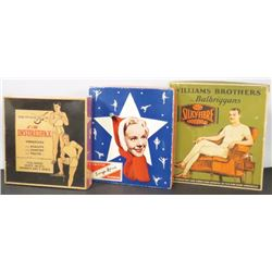 Three Country Store Product Boxes