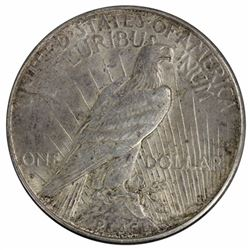 USA 1926 S Silver Dollar, about Uncirculated