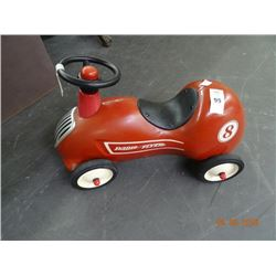 Radio Flyer Race Car Scooter