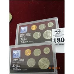 2 - 1982 or 1994 US Proof Set - 2 Times the Money