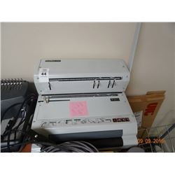 Coil MAC-51 ECI Binding Machine
