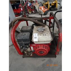 Honda GX 160 5.5 HP Gas Pump