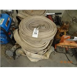 Stack of Pump Hose