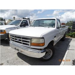 1995 Ford F250 XL Std. Cab Long Bed Pick Up