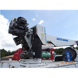 Auto Crane #6606EH Telescoping 28' 4K Lb. Capacity Boom Crane - Mounted On truck - Buyer to remove
