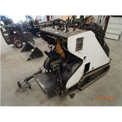 2004 Boxer DSL Mini Track Skid Loader with Bucket