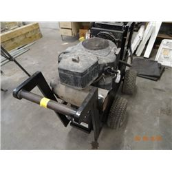 TMG Portable Hydraulic Pump Rig