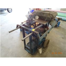 Gas Portable Hydraulic Pump Rig