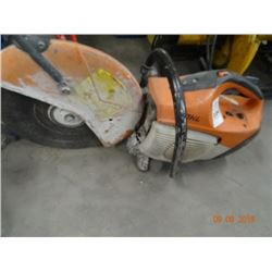 Stihl Gas Cement Cutting Saw - TS 420