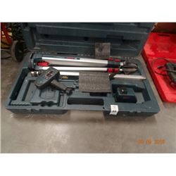 Bosch Laser Level with Tripod