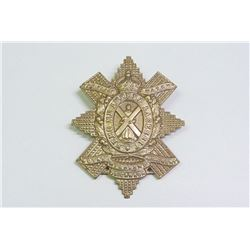 WWII, MILITARY  BADGE, ROYAL HIGHLAND REGIMENT OF CANADA