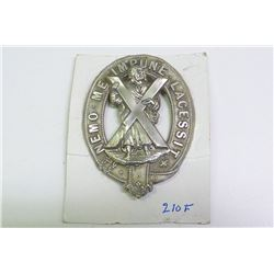 WWII, MILITARY  BADGE