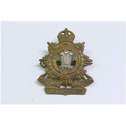 WWII, MILITARY  BADGE ROYAL REGIMENT OF CANADA