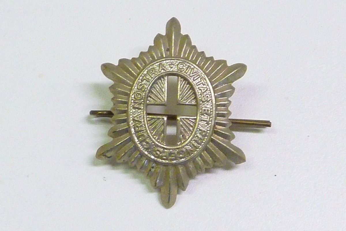 The governor general s foot guards - Image 1 Wwii Military Cap Badge Governor Generals Foot Guard