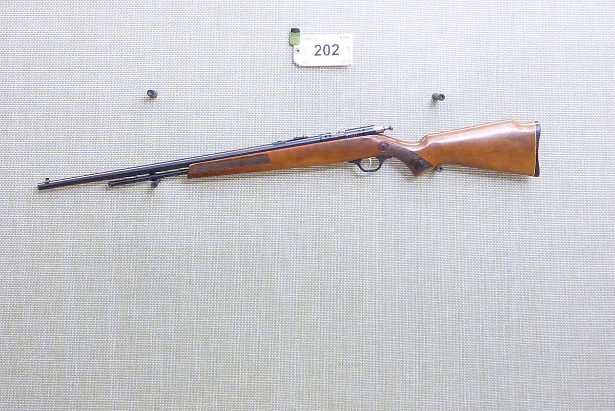 ... Image 2 : COOEY , MODEL , 600 , CALIBER , 22 LR ...