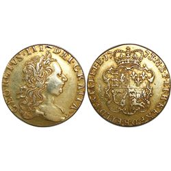 Great Britain (London, England), guinea, George III, 1773.