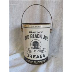 Old Black Joe axle grease