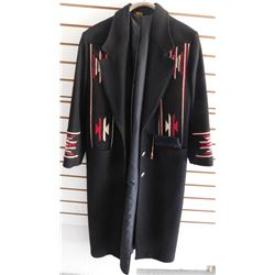 Chimayo Coat & Handbag