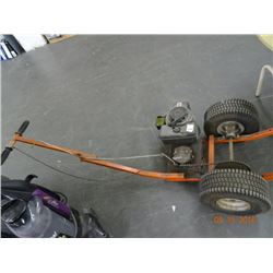Gas Tow Bar Dolly