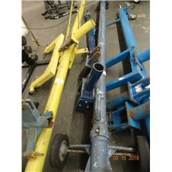 Blue Tow Bar w/3 Attachments