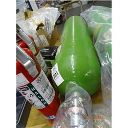 Aviator Breathing Oxygen Cylinder - Empty