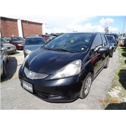 2009 Honda Fit 5-Dr. Sedan