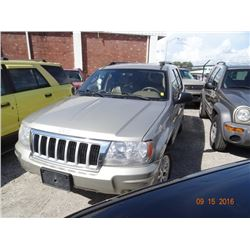 2004 Jeep Grand Cherokee LTD 5-Dr. SUV