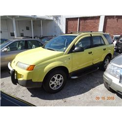 2003 Saturn Vue AWD 5-Dr. SUV