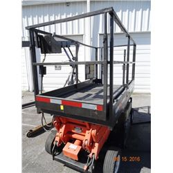 Economy Wildcat # 2046 1500 Lb. Capacity 20' Electric Scissor Lift
